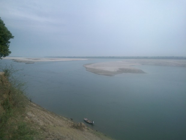 Banks Of Ganges Are Confluence Of Peace, Bliss And Divinity :-) :-) :-)