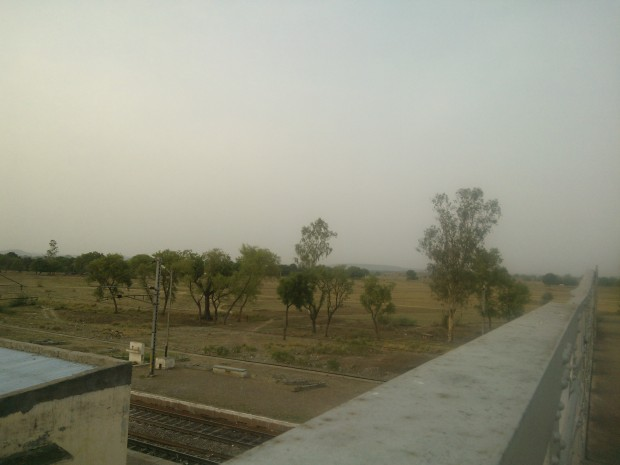 Glimpse Of Vindhyanchal Hills !!