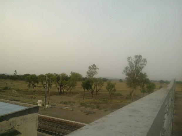 Glimpse Of Vindhyanchal Hills !!