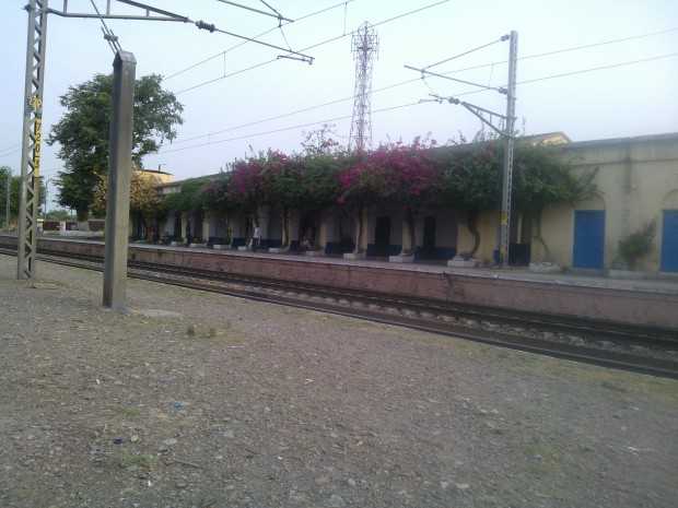 Pahara Station That Leads To My Village Kanaura :-)