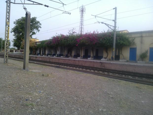 Pahara Station That Leads To My Village Kanaura :-)