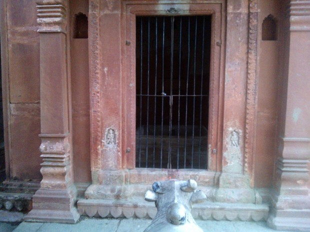 That's The Shiva Temple Always By My Side Since Childhood..
