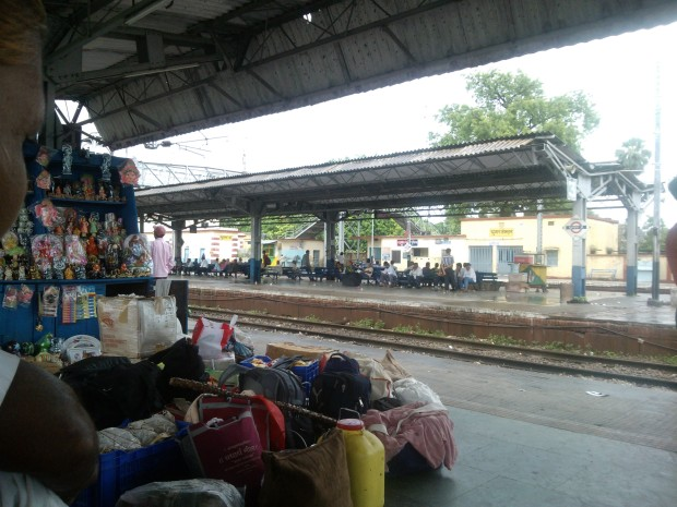 Chunar Station....