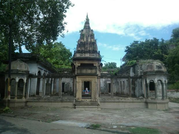 Beautiful Shiva Temple ....