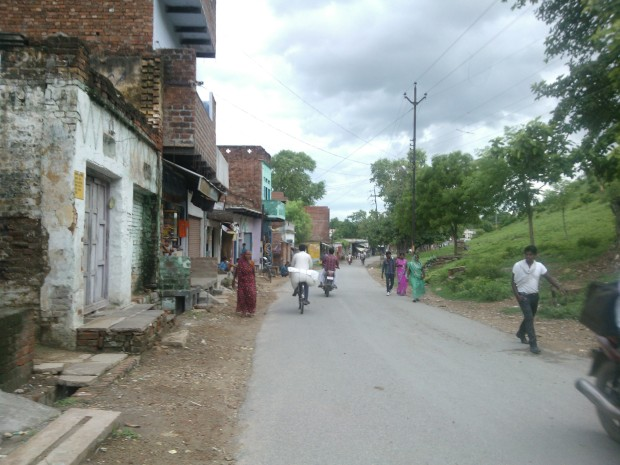 Streets Of Chunar...