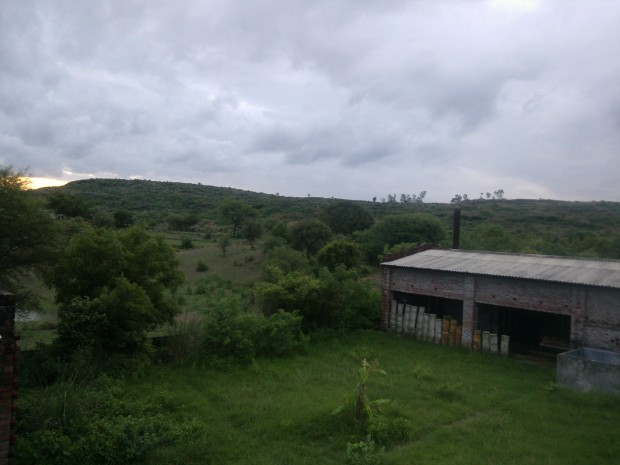 Got An Opportunity To Visit Nearby Jungle  Close  To Chunar...