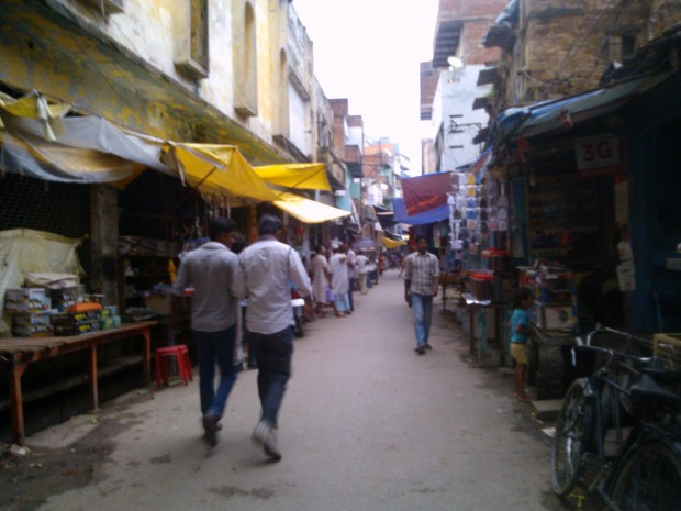Market Of Chunar...