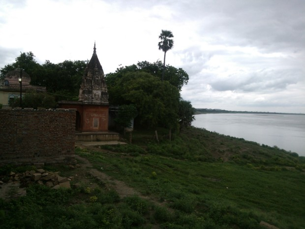 The Same Shiva Temple From A Different Angle....