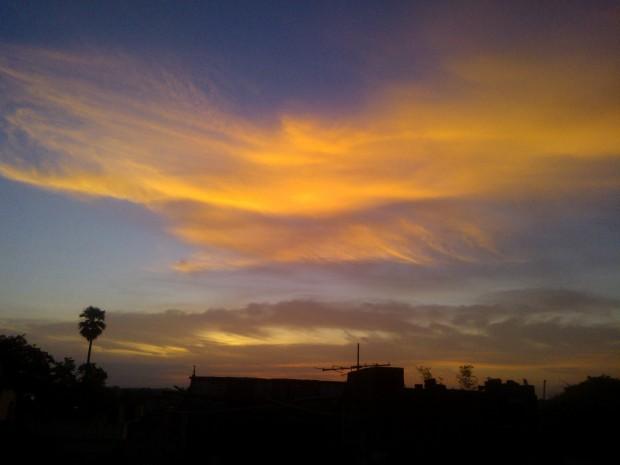 Majestic Sky...