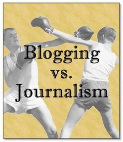 ब्लॉगर को पत्रकार बनने की जरूरत नहीं!!