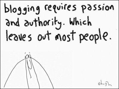 अच्छी ब्लॉगिंग करने के लिए गज़ब की मेधा और दृढ इच्छाशक्ति चाहिए .