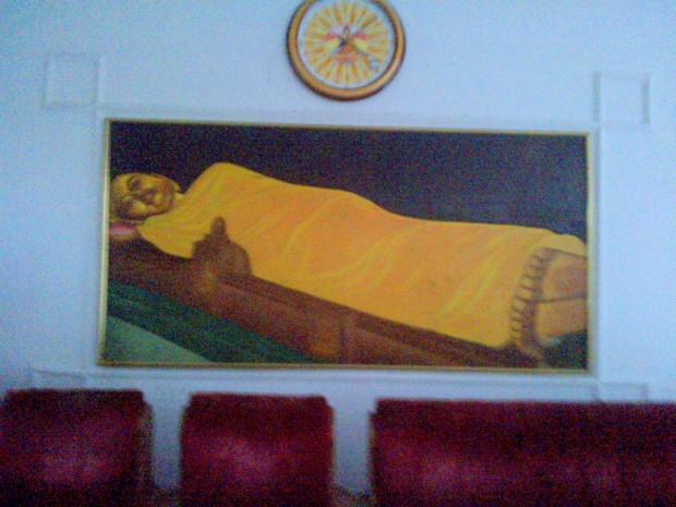 Another Image Of Buddha At This Restaurant :-)