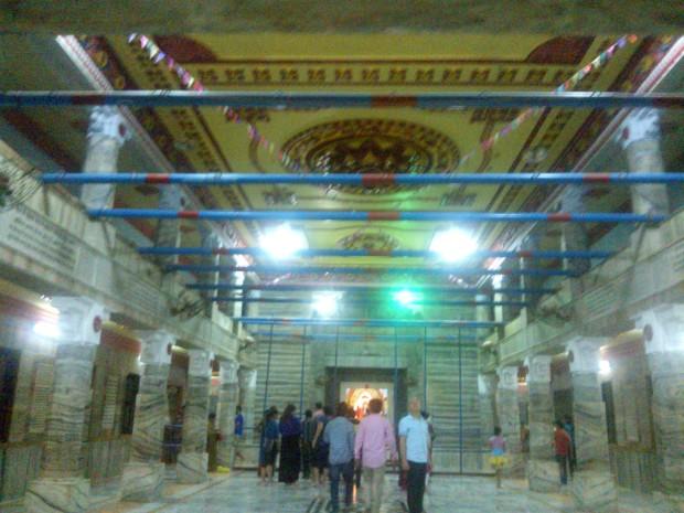 This Magnificent Temple Belongs To Nath Sampradaya Started By Yogi Matsyendranath :-)