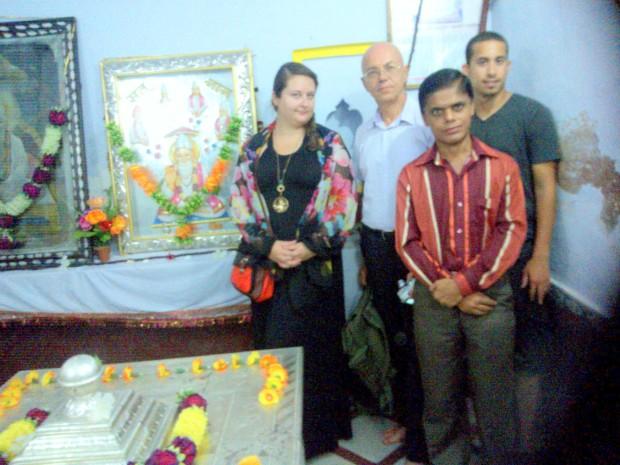 All Of Us In The Company Of Saint Kabir Ji :-)