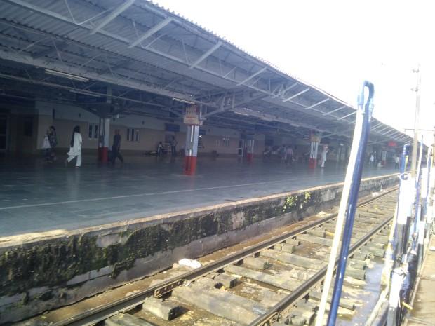 Gorakhpur Station.  Felt Happy On Being Land Of Great Yogi Gorakhnath Ji :-)