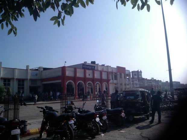 Another View Of Gorakhpur Station :-)