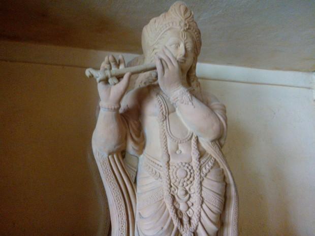 Terracotta's Lord Krishna :P