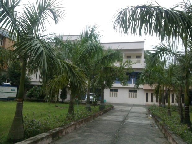 That's U.G.C. Guest House Where We All Stayed During Aavrtan's Program Organised In Tandem With DDU University, Gorakhpur.
