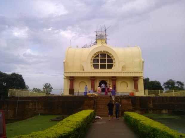 Mahaparinirvana Temple :-)