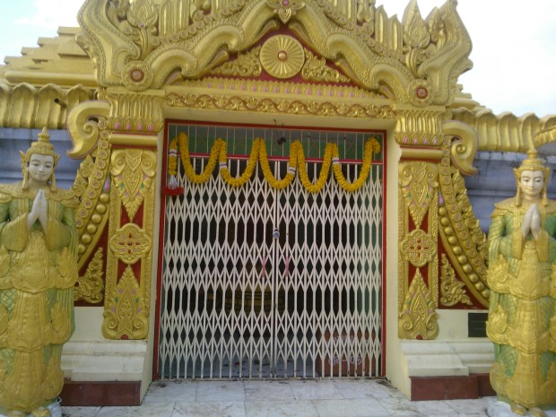 Beautiful  Entrance Of This Temple :-)